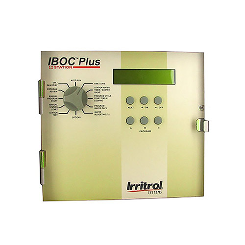 Replacement Irritrol front panel assembly, IBOC12 plus