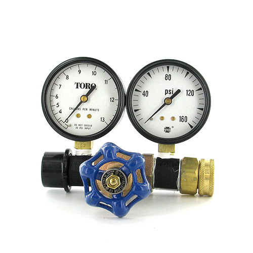 Toro 995-01 Flow and Pressure Gauge Kit
