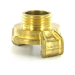 Underhill A-BQ7M - 3/4 inch MHT Brass Quick Connect