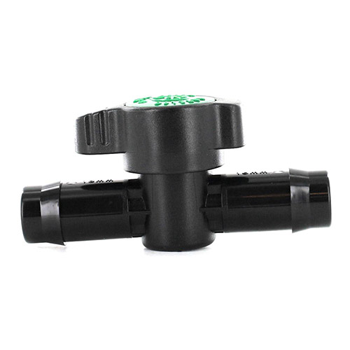 Antelco A45515 5/8 in. 16mm Barb Valve For 0.570-0.620 ID Drip Tubing