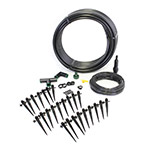 Antelco A81495 Drip Mate Shrubbler Emitter Drip Irrigation Starter Kit