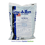 Grow More All-Purpose-25 - 15-30-15 Fertilizer Mix (25 lbs)