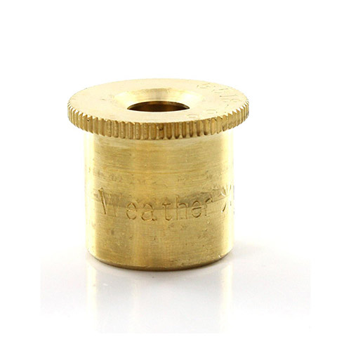 B18-F - Weathermatic Brass 5500 Series Nozzle 18 Ft Full Circle