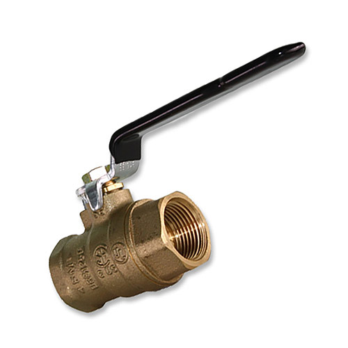 BBV-075 3/4 in Brass Ball Valves Threaded