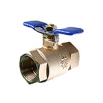 BBVB-075 3/4 in. Brass Backflow Ball Valve (Lead Free)