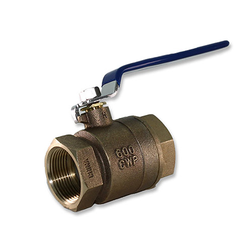 BBVB-125 1-1/4 in. Brass Backflow Ball Valve (Lead Free)
