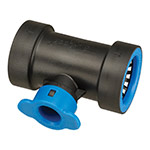 Hydro-Rain-Blu-Lock-Fittings