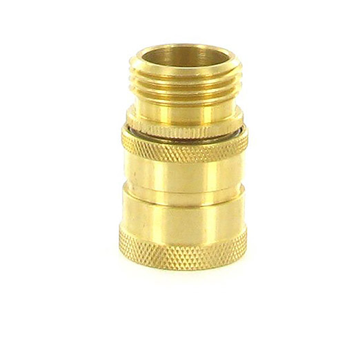 BQCC - Aqualine - Brass hose quick connect combo