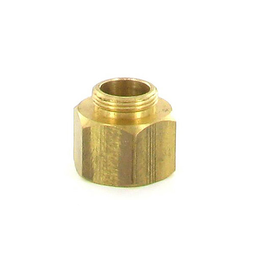 BS-M - Aqualine -  Brass shrub head male thread