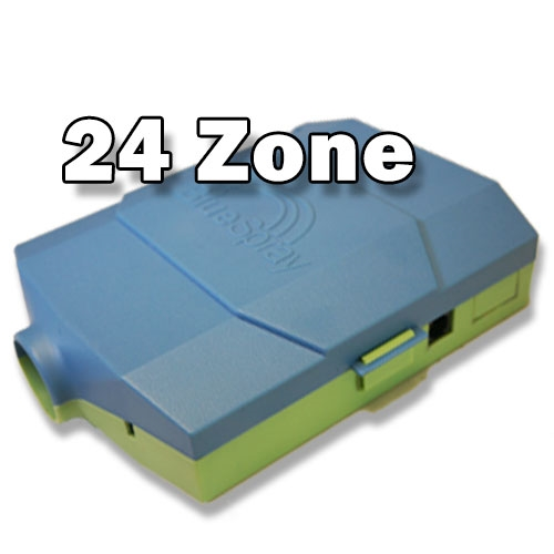Blue Spray 24 zone controller with Ethernet and USB