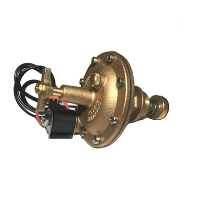 Champion CL-075-C 3/4 in. Automatic Actuator Red Brass