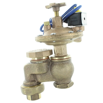 Champion CL466-100-C 1 in. Anti-Siphon Valve with Union