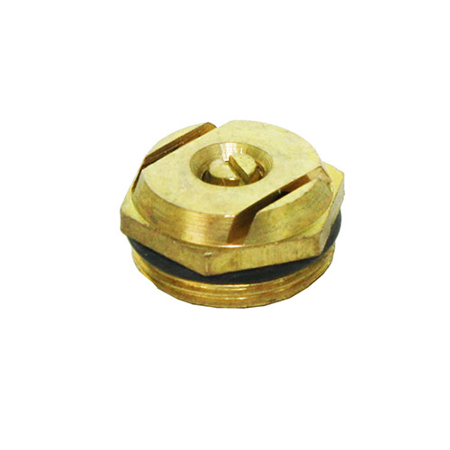Aqualine CS Brass Nozzle Center Strip