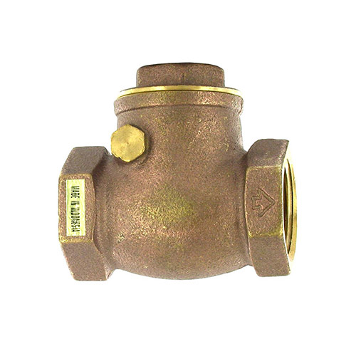 Aqualine CV-075 Swing Brass Check Valve (3/4 in.)