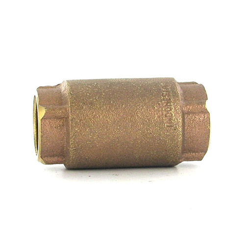 Aqualine CVI-050 In-Line Brass Check Valve (1/2 in.)