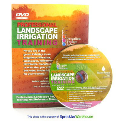 DVD-005 - Professional Landscape Irrigation Training DVD