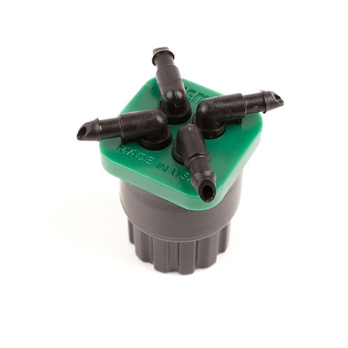 Tempo EPCB20 - 20 GPH/Outlet 4 swivel Barbed Outlets
