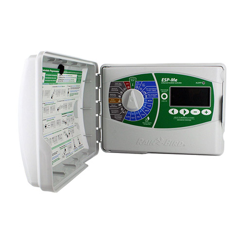 Rain Bird ESP-4ME Modular Outdoor 4 Station Sprinkler Timer