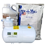 EZ Flo EZ001-FERT-KIT - 1.5 gallon Tank Assembly Kit