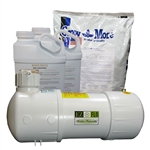 EZ Flo EZ003-FERT-KIT - 2.5 gallon Tank Assembly Kit