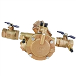 Febco 825Y 1 Inch Double Check Backflow Assembly