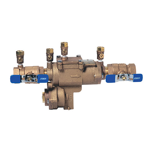 Febco 860-100 1 inch  RPZ Backflow Preventer