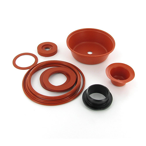 Febco FE905-357 - 1-1/4 - 2 inch Reduced Pressure Assembly Complete Rubber Kit