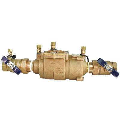 Febco U850-125 1 1/4 in. DCA Backflow Preventer w/ Union Ball