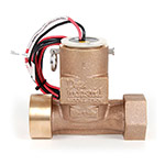 Rain Bird FS100B 1 in. Brass Tee Flow Sensor