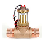 Rain Bird FS200B 2 in. Brass Tee Flow Sensor