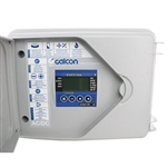 Galcon 6256S 6 Station DC Timer Wall Mount Outdoor