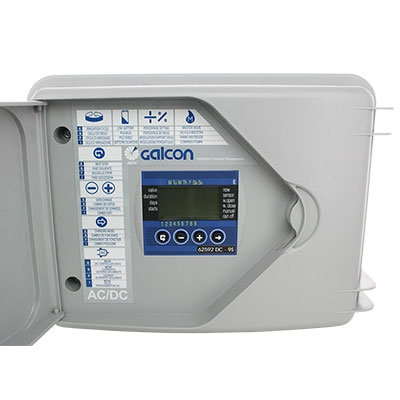 Galcon 6259S 9 Station DC Timer Wall Mount Outdoor