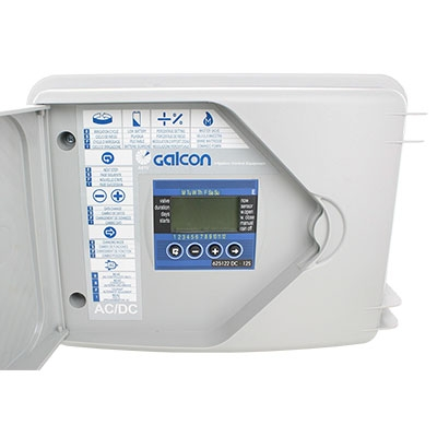 Galcon 62512S 12 Station DC Timer Wall Mount Outdoor
