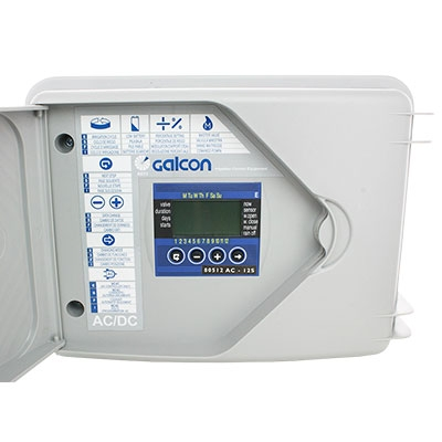Galcon 80512S AC 12S 12 Stations with Box