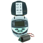 Galcon 61012 DC-1-1 Station DC Timer-Waterproof with Solenoid