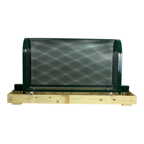 Gorilla Cage GC-3-Green Large Backflow Preventer Protection Enclosure