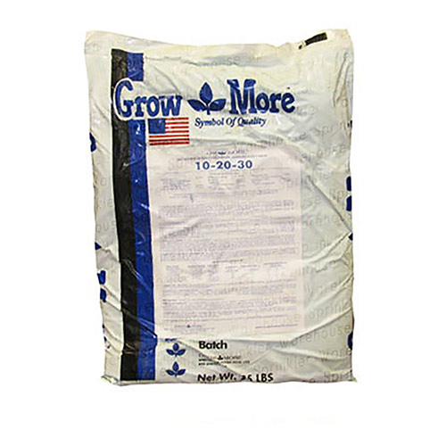 Grow More EZ Flo GRM102030-25 - Start/Transplant Blend Fertilizer (25 lbs)