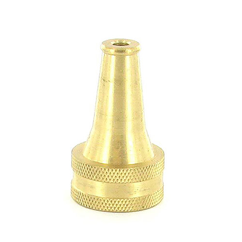 "HN-2 - Aqualine - Brass 2"" Sweeper Nozzle"