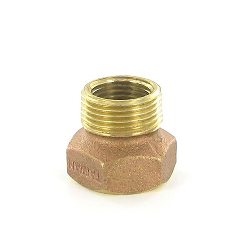 "HPF9 - Aqualine -  Brass 3/4"" female hose to 3/4"" male or 1/2"" female pipe"