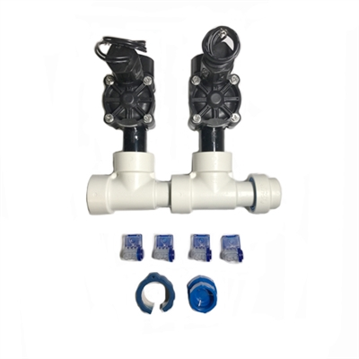 Push Fit PVCL Manifold