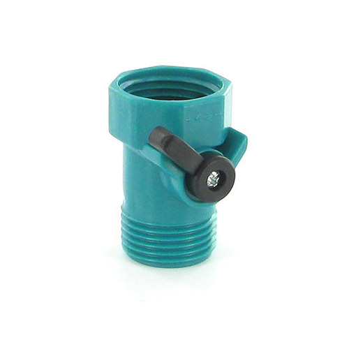 "HSOP - Aqualine - Plastic 3/4"" Hose Shut-Off"