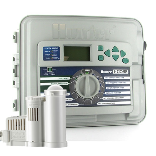Hunter Bundle IC-600PL-SOLARSYNCSEN