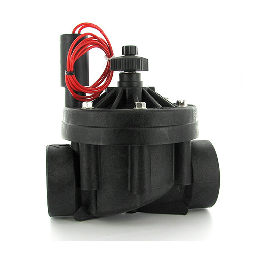 Hunter ICV-201GFS - ICV Series 2 inch Valve with Flow Control and Filter Sentry
