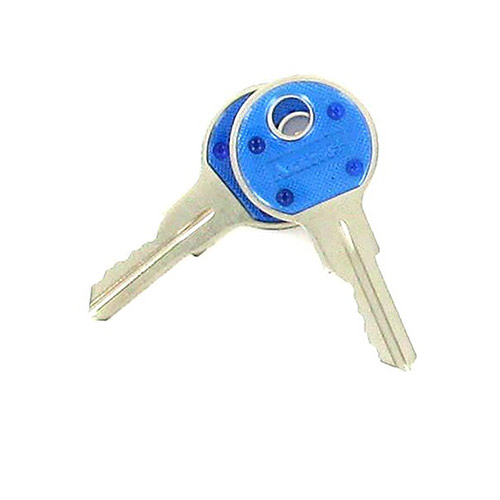 Irritrol IR-KEYS-BLUE - Controller Cabinet Blue Color Coated Replacement Keys - Set of 2