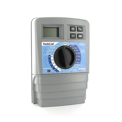 KD12-INT - Irritrol KwikDial 12 Station Interior Controller  / Timer