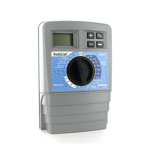 KD4-INT - Irritrol KwikDial 4 Station Interior Controller / Timer