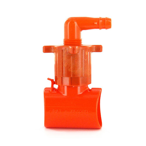Dawn KT012SW-E Poly Pipe KwikTap Tee (1-1/4 in. PE x Swing Elbow)