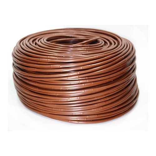 ML-1006B - 1/4 inch Micro Non-PC Drip Line - Brown - 1000 ft (6 inch spacing)