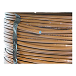 DIG ML-1012B 1/4 in. Brown Non-PC Micro Drip Line (1000 ft.)