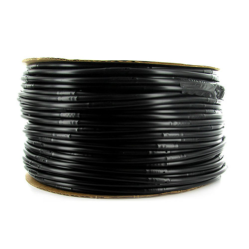 DIG ML-506 1/4 in. Black Non-PC Micro Drip Line (500 ft.)